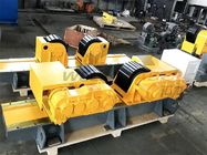 Carry 30 Ton Tank Turning Rolls Heavy Duty Rotator For Pipes And Tanks